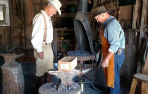 blacksmith training program