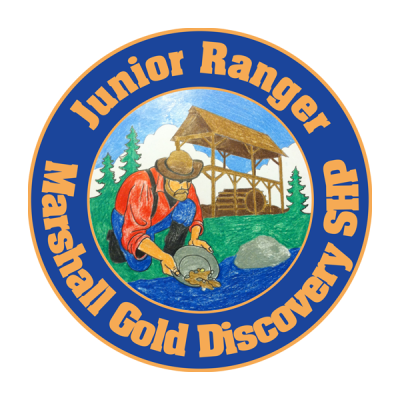 JR Ranger Patch Color e14031319786821